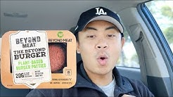 Is It Worth It?! - Beyond Meat Burger Review **Smells Like Dog Food**