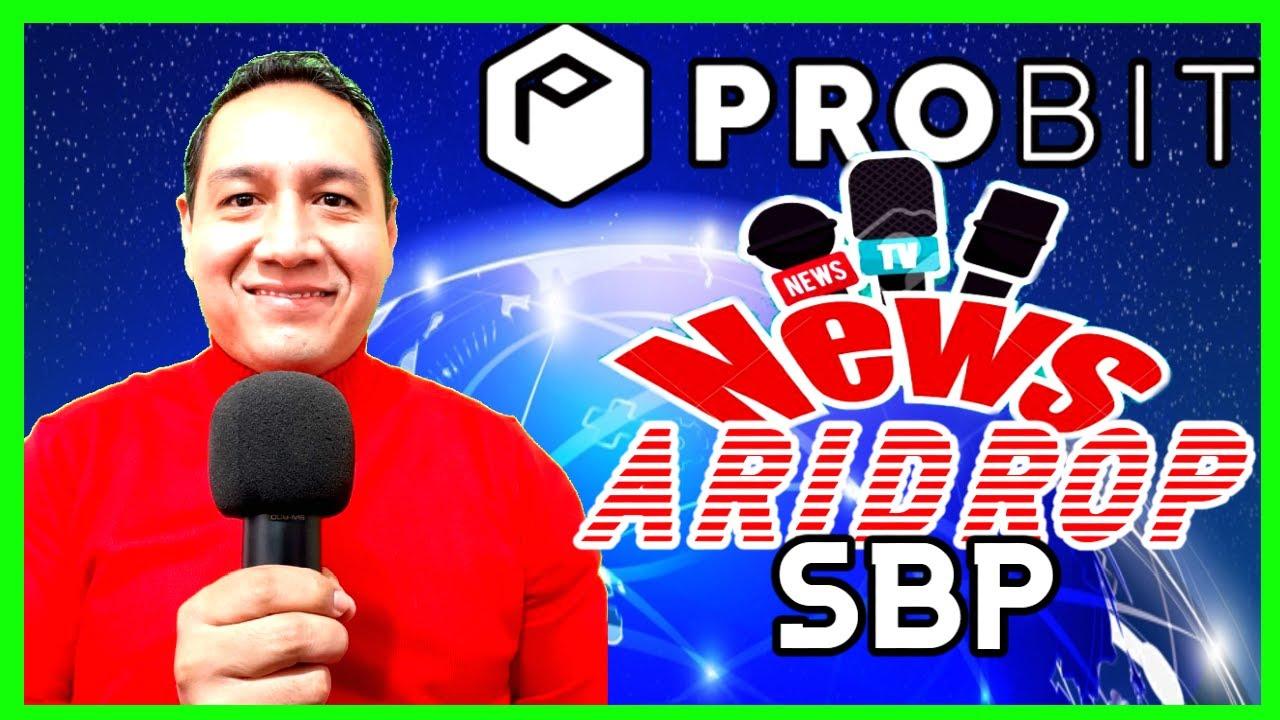 🎯 Probit Exchange CriptoNoticias y Airdop SBP