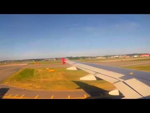 Virgin Atlantic A320-214 LHR-ABZ EI-EZW [HD]