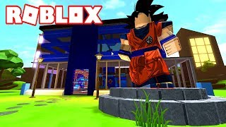 I BECOME GOKU IN ROBLOX'S TYCOON ANIME!!! 🔥