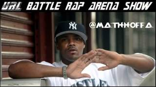 URL BATTLE RAP ARENA: MATH HOFFA TALKS CALICOE, ARSONAL, UPCOMING BATTLES,