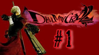 Devil May Cry 2 HD Collection (PS2 2003 - PC 2018) ITA 1 - Nuovamente a caccia di demoni