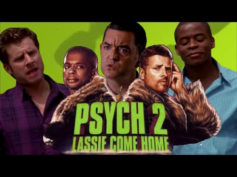 Psych Show To Psych 2 Lasie Comes Home See The Journey With Funniest Psych Show And Movies Moments