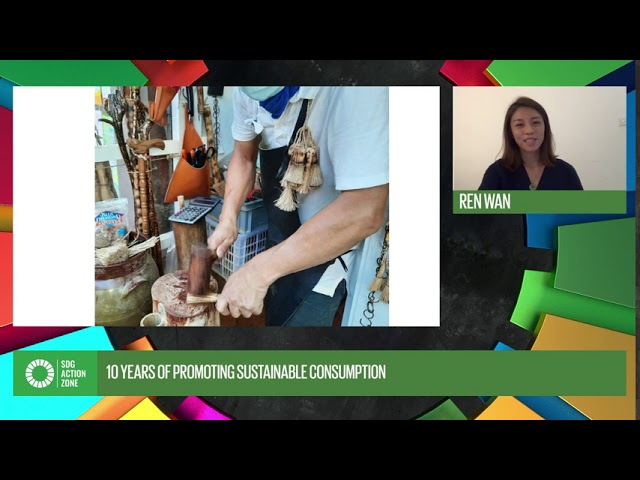 10 Years of Promoting Sustainable Consumption