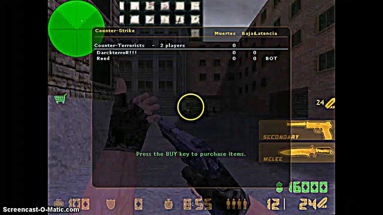 WARZONE 1.6 TÉLÉCHARGER SOFTONIC COUNTER STRIKE