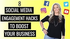 8 Social Media Engagement Hacks, Strategies, and Tips