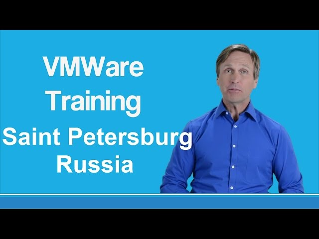 VMware Lab Saint Petersburg Russia