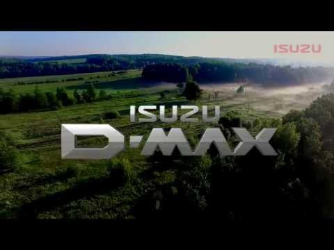 ВИДЕО-ОТЧЕТ ДЛЯ КЛИЕНТА. Тест-драйв ISUZU D-MAX