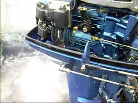 Suzuki 40hp - YouTube