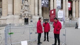 Paris Photo 2015(Eindrücke von der Messe Paris Photo, 12. bis 15. November 2015. Wegen der Terroranschläge in Paris endete die Messe nach dem 13.11.15. Siehe auch ..., 2015-11-24T14:53:54.000Z)