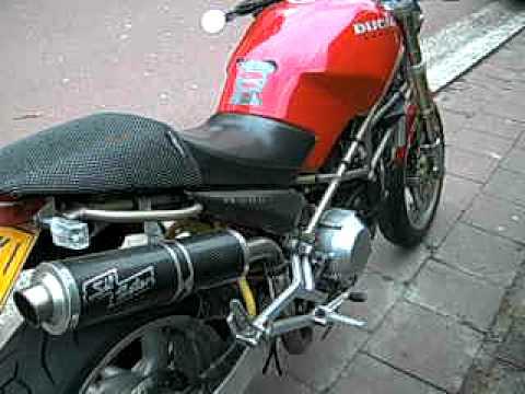 Ducati Mostro 900 93 Youtube