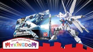 Đồ chơi mô hình lắp ráp Đại chiến Gundam