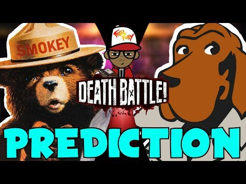SMOKEY vs McGRUFF!!! | DEATH BATTLE Prediction
