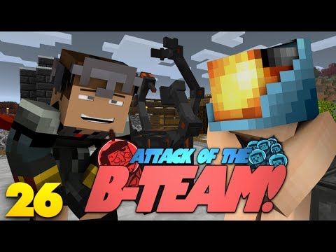 Minecraft: GALACTICRAFT! NAKED SPACEMAN!! :P Attack Of The B-Team Modded Survival (26)