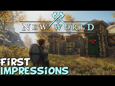 "New World First Impressions ""Is It Worth Playing?"""