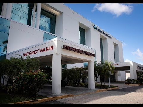 Video: St. Mary's Medical Center Expands Trauma Unit