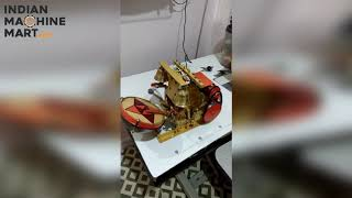 Automatically Aarti Nagada or Temple Bell Player Machine - Indian Machine Mart