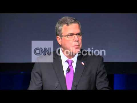 TX:EDUCATION CONF-JEB BUSH-AFFORDABILITY PROBLEM