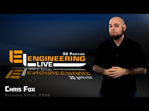 Engineering Live: 3D Printing