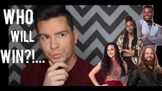 The Voice Finale Recap | Will Chevel Shepherd, Chris Kroeze, Kennedy Holmes or Kirk Jay Win?