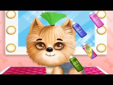 Kids Games Fashion Show Top Model Dressup - Learn How To Make Up - Fun Baby Games For Girls