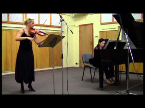 HUMMEL Sonata for Viola and Piano