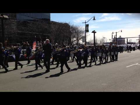 Wilson Avenue School Marching Band