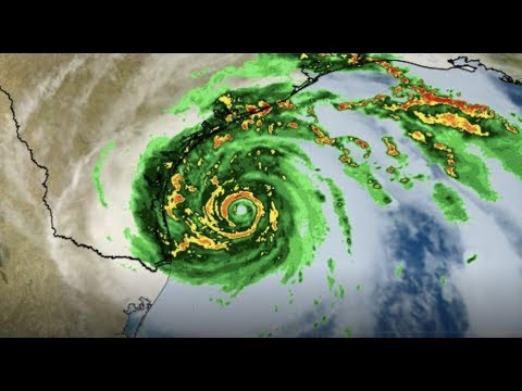 "Breaking : ""Solar Eclipse Brings Hurricane Harvey"" 40"" Of Rain 12 Foot Storm Surge"