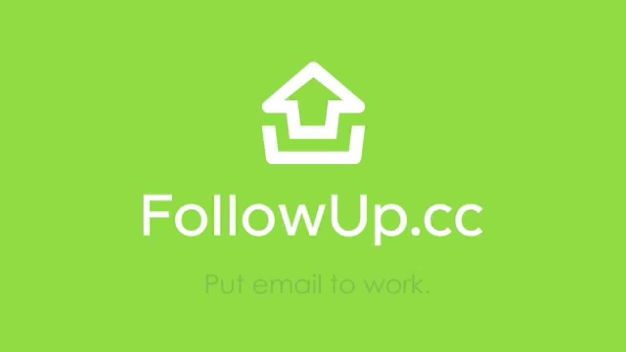 Followup.cc for Real Estate: It's Easy. Simple & Powerful Email ...