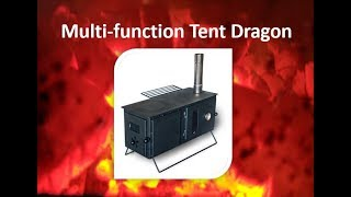 Multi Function Tent Stove