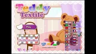 Iori en 8bits Jugando ( Teddy Textile )