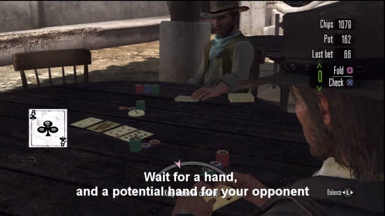 Liars and Cheats: How to Beat Poker in Red Dead Redemption