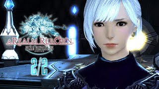 Final Fantasy XIV 2.0: A Realm Reborn – Game Movie (All Cutscenes / Story Walkthrough) 1080p HD 2/2