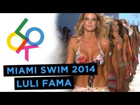 Luli Fama Fashion Show: Miami Swim Week 2014