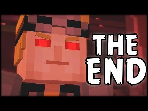 MINECRAFT: Story Mode - Episode 7 Ending! [25]