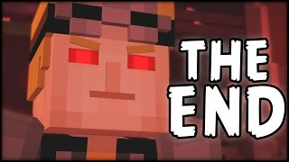 MINECRAFT: Story Mode - Episode 7 Ending! [25]