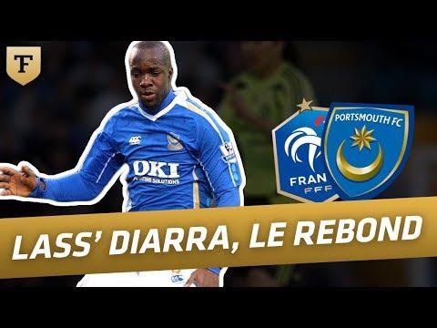 Avant le PSG, Lassana Diarra a aussi connu… Portsmouth  (2008)