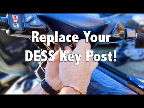 How To: Sea-Doo D.E.S.S. Key Post Replacement
