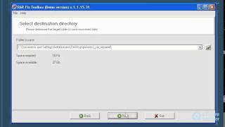 RAR Fix Toolbox video demo
