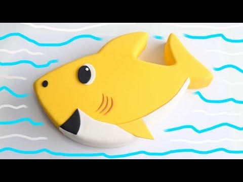 Baby Shark CAKE!! - YouTube