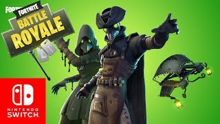 FORTNITE Part 36 The hunting rifle unpacks! + Plague skins