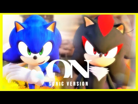 【Sonic MMD】BTS「ON 🌿」| Sonic Version (feat. Shadow, Silver & more) |【full music video】