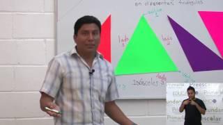 primaria 5º y 6º clase 56 tema localizacin y trazo de las alturas en diferentes tringulos i