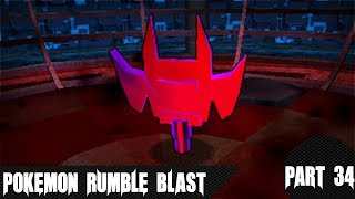 Pokémon Rumble Blast - World Axle Deepest Level (Finale)