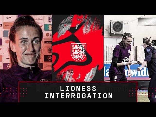 LIONESS INTERROGATION   England legend Jill Scott takes on our Q&A!