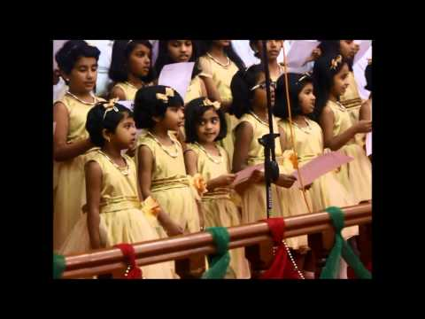 Kurunnu Paithale - Junior Choir, STMTC 2014 Carol