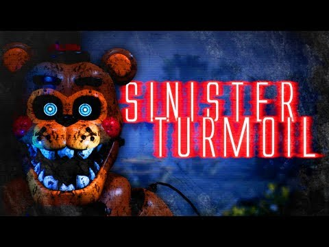 *NEW* SINISTER ANIMATRONICS IN A FORGOTTEN CARNIVAL! || Sinister Turmoil (FREE ROAM FNAF)