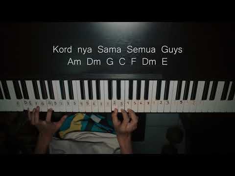 Kemarin Seventeen Tutorial Piano By Adi Youtube
