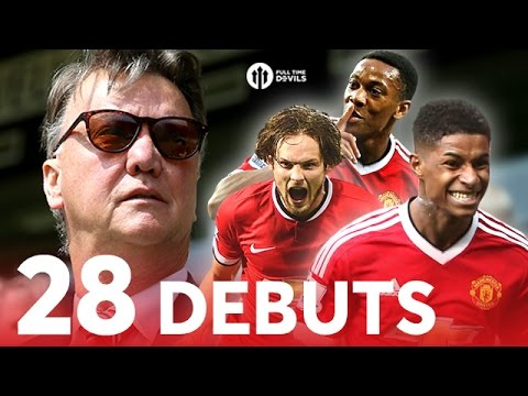 What Happened to Louis Van Gaal's Debuts?
