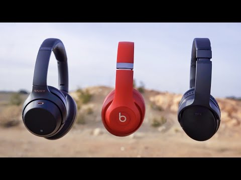 Die besten Kopfhörer im Vergleich: Sony 1000XM3 vs Beats Studio3 & Bose QC35